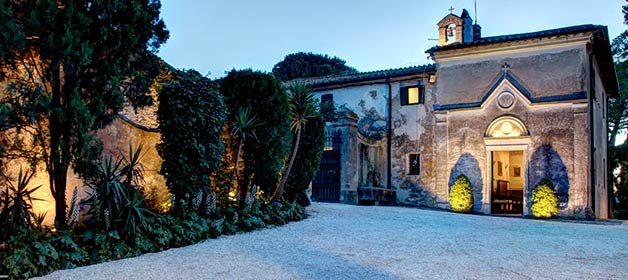 A wonderful Bucolic venue for your wedding on Lake Bracciano