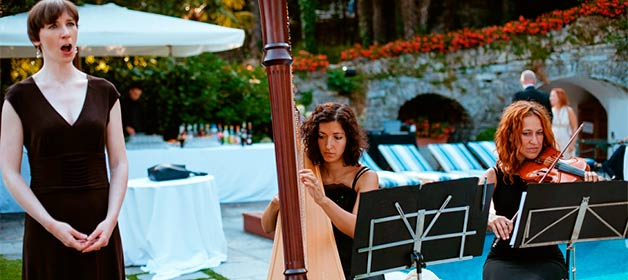 Choose classical music for your wedding with videos from ARIEL SUITE CLASSICA