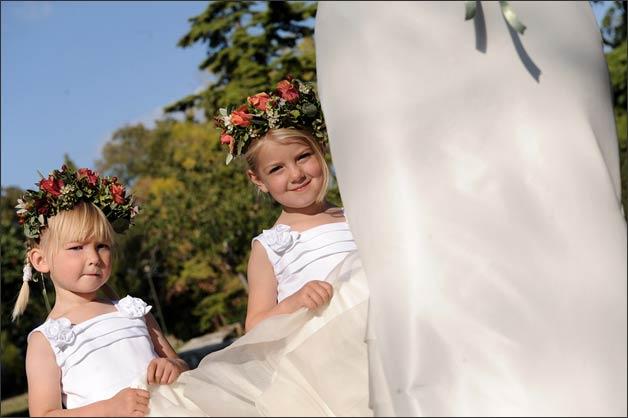 italien-Hochzeitszeremonie