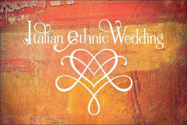 Italian-Ethnic-Wedding