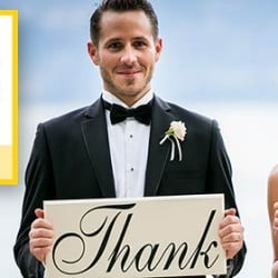 Italian Wedding Company Wins a WeddingWire Couples' Choice Award® 2015