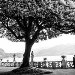 Katy and James: love explosion on Lake Como