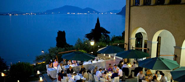 A stunning Castle on Lake Iseo
