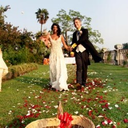 An Indian Wedding by Lake Maggiore shores