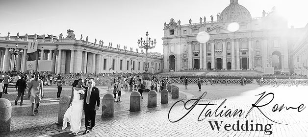 Italian Rome Wedding has been renewed! Check it out!