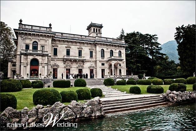 Wedding At Villa Erba Lake Como