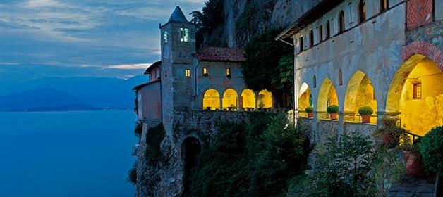 A Catholic Wedding on Lake Maggiore