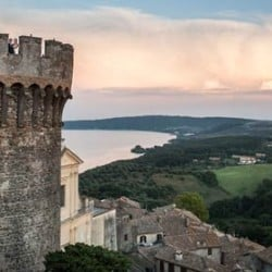 Odescalchi Castle on Lake Bracciano... just a dream close to Rome!