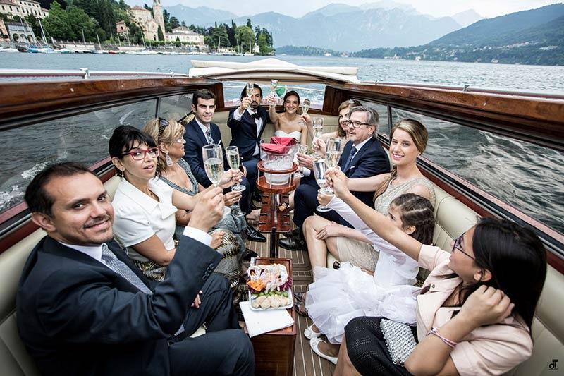 Vanessa and Antonio's wedding in Varenna
