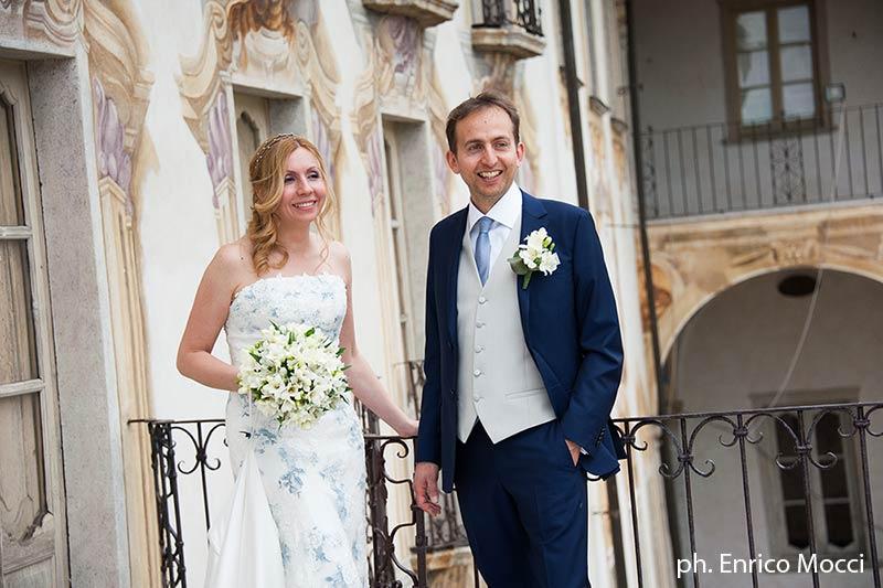 Chiara and Fabrizio