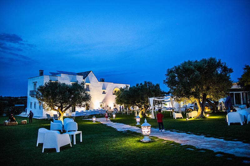 Valeria and Martino's wedding in Apulia