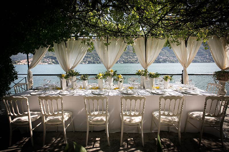 Emilio and Alan's wedding on Lake Como