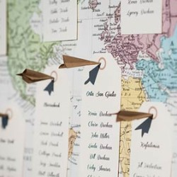 A big Travel Themed Wedding with a Scottish twist on Lake Orta shores