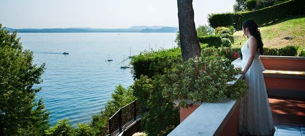 A romantic Elope on Lake Maggiore