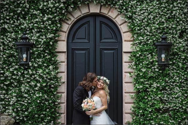 Classy destination wedding