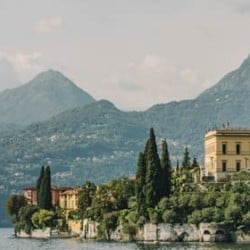 Marvellous scenery for an intimate wedding on Lake Como