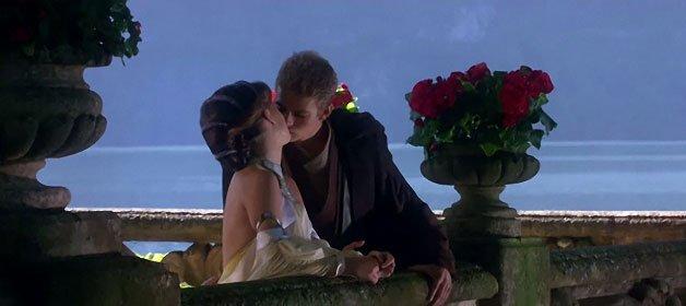 Star wars theme for your wedding on lake Como