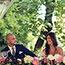Lake Maggiore the charm of a garden style wedding at Villa Rusconi