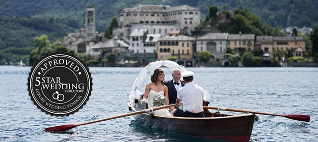 Italian Wedding Company joins 5 Stars Wedding Directory