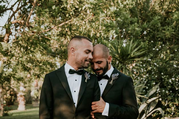 gay wedding Italy