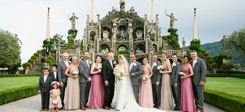 Getting Married On Isola Bella Its Amazing Church And