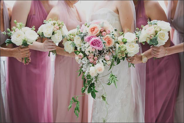 bridal bouquet isola bella