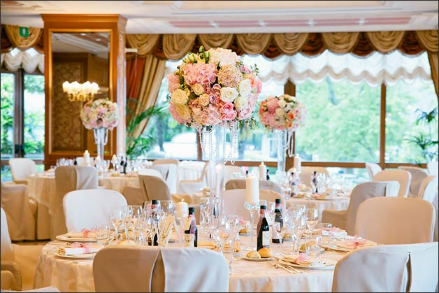 wedding flowers hotel dino baveno