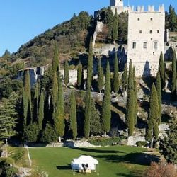 Castello di Arco, a new amazing scenery for your ceremony on Lake Garda