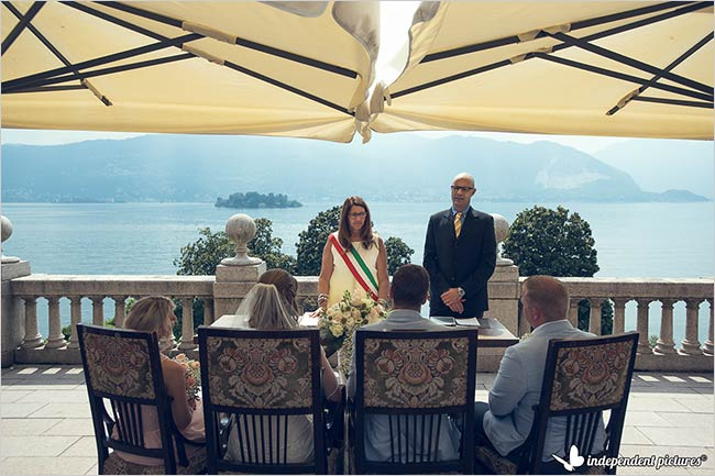 Indoor Or Outdoor Wedding Ceremony Some Facts To Help You: Villa Giulia: Legal Civil Ceremonies Outdoor On Lake Maggiore