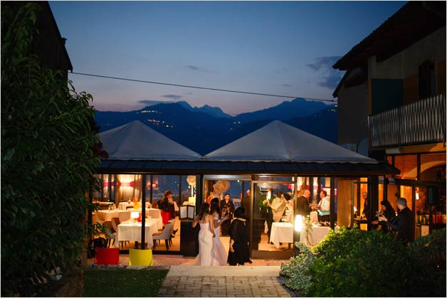 wedding venue malcesine lake garda