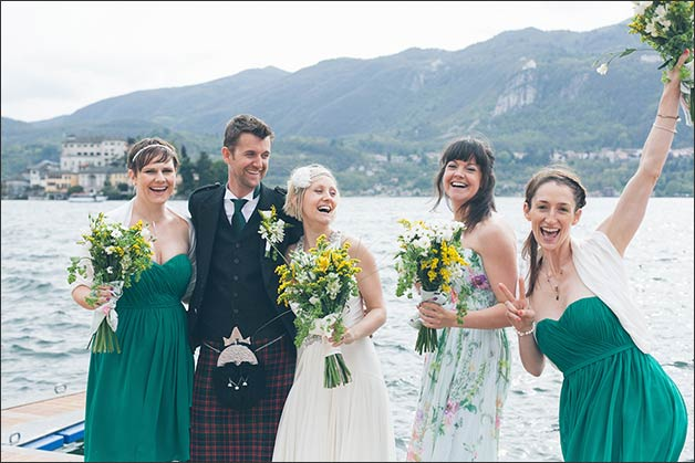 Lake Orta weddings by Italian Wedding Planners
