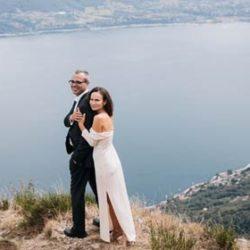 Элегантная свадьба на озере Маджоре
