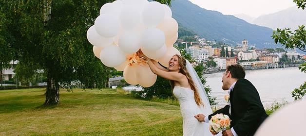 Precious Cigars and Tobaccos: a special wedding on Lake Maggiore