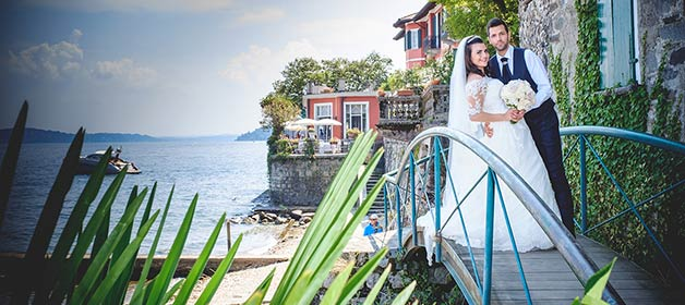 An Authentic Italian Style Wedding on Lake Maggiore