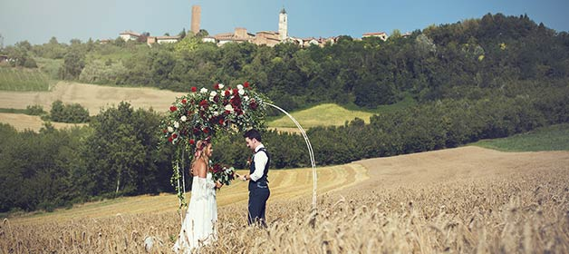 Just Married July 2017 – A wonderful Summer for great weddings in Italy!