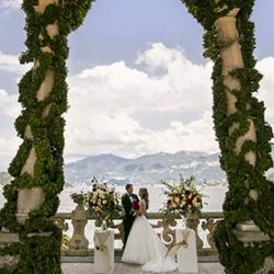 Luxury and charm for a very special wedding on Lake Como!
