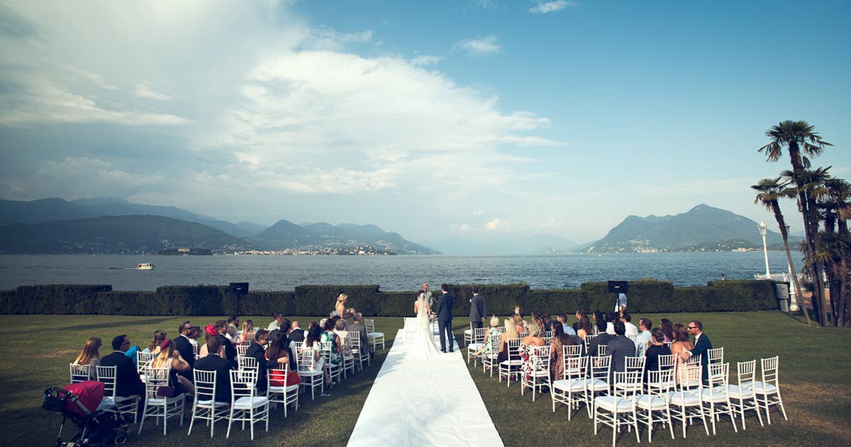 Two Days Wedding In Chic Stresa On Lake Maggiore Ss