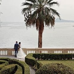 A fabulous destination for a sparkling wedding at Isola del Garda
