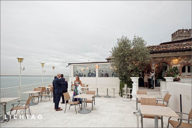 wedding reception sirmione lake garda