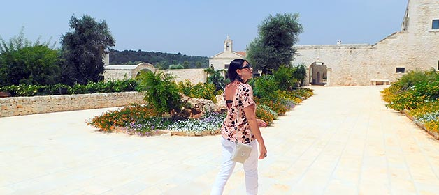 Introducing Elena Le Fosse our new planner for Apulia region