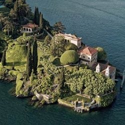 Some further information on Villa del Balbianello