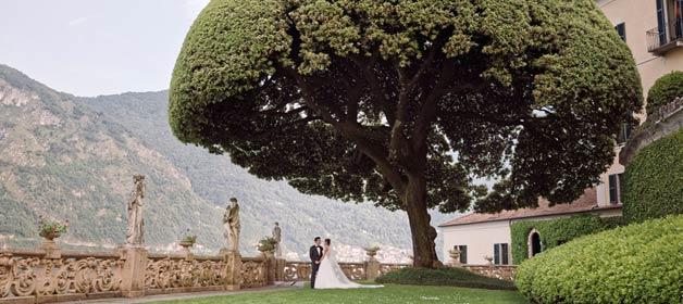 A JOYFUL WEDDING ON LAKE COMO