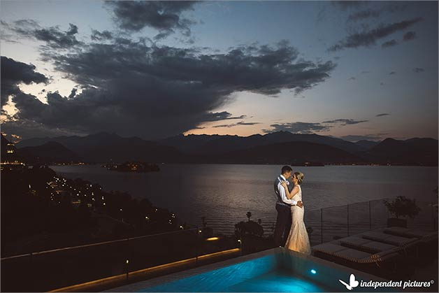 Lake Maggiore weddings July 2018 Italy