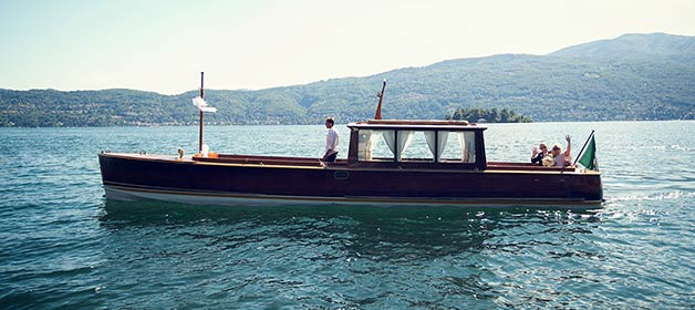 A Luxury Elope on Lake Maggiore