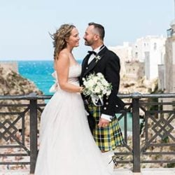 Just Married August 2018 – A great Summer for all our Italian Weddings!