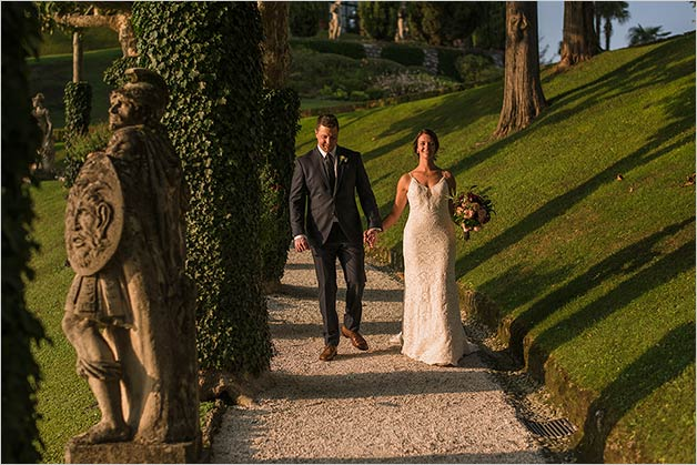 Lake Como weddings september 2018