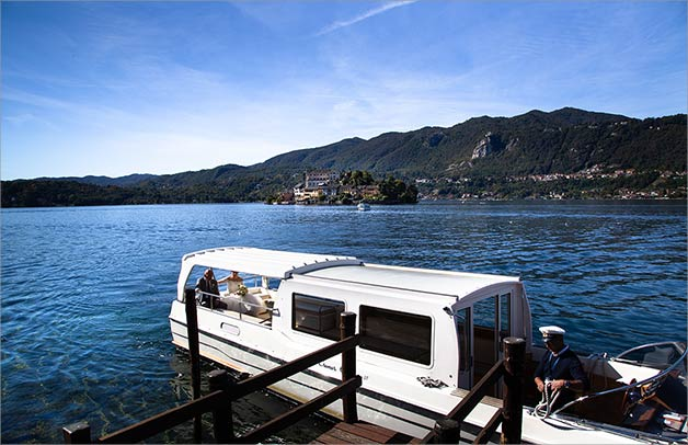 Lake Orta weddings October 2018