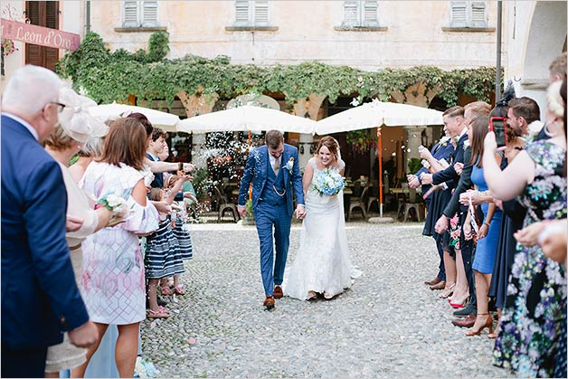 Lake Orta weddings September 2018
