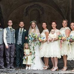 A wonderful historical venue for your wedding on Lake Como