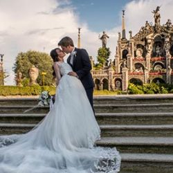 Isola Bella a dreamy frame for your wedding photos on Lake Maggiore